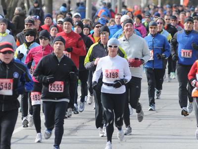 17th annual Chilly Half Marathon & Frosty 5K