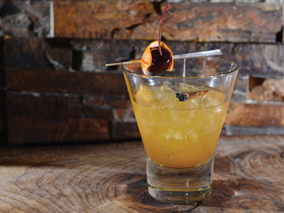 FOOD: Holiday Cocktails