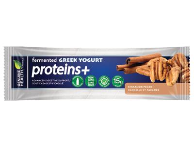 Protein plus the power of Greek yogurt