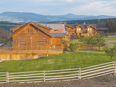 GETAWAY: BC Ranches