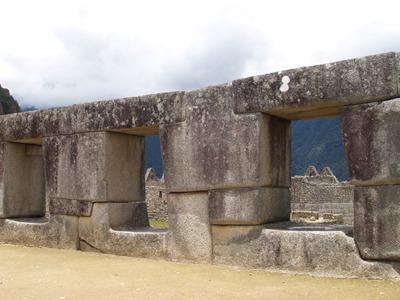 GETAWAY: Machu Picchu