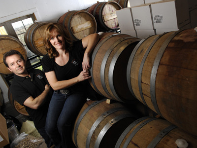 LIVING: Wine of Their Lives