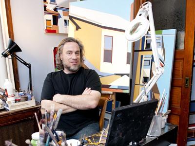 ARTIST PROFILE: Gord Leverton