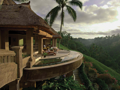 Escape and energize in Bali