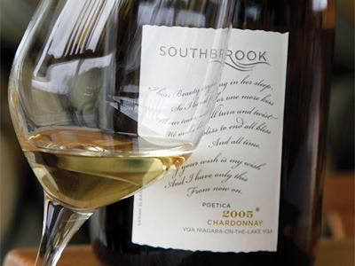 WINE: Ontario Chardonnay