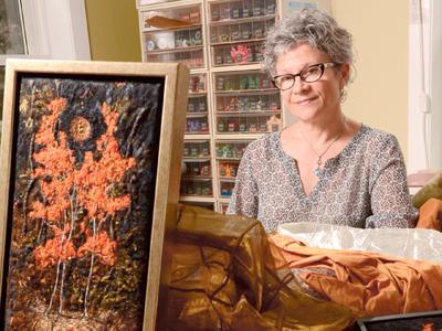 ARTIST PROFILE: Lorraine Roy