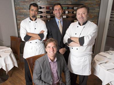 LOCAL FLAVOUR: Michael's Back Door Restaurant