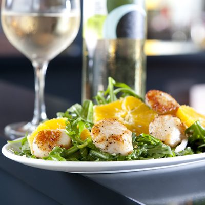 Naval Orange Salad
