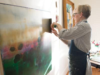 ARTIST PROFILE: Julia Mori