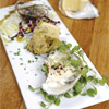 Trio of Oysters Three Ways