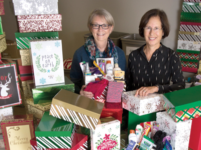 GOODWILL: The Shoebox Project