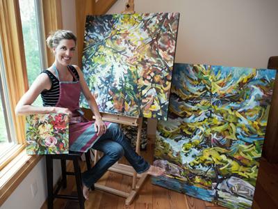ARTIST PROFILE: Amy Montgomery
