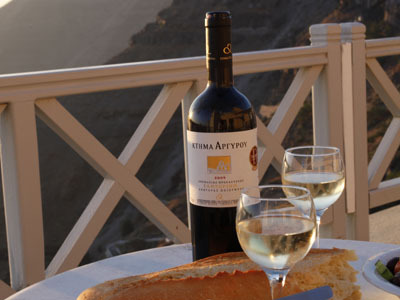 WINE: Greek Island Wines