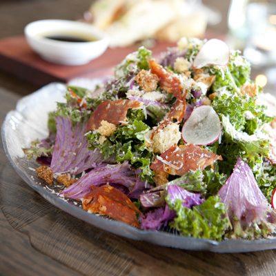 Kale & Soppresata Salad