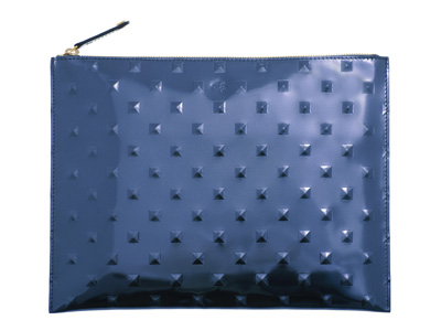 Well-crafted clutch