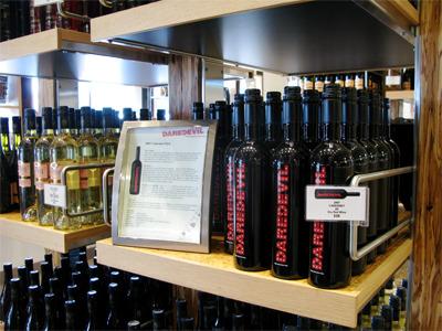 WINE: Virtual wineries