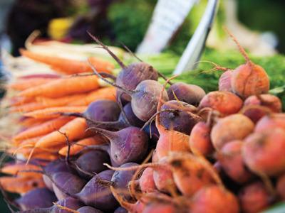 FOOD: Root Vegetables