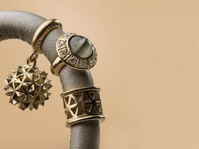 Charming jewellery