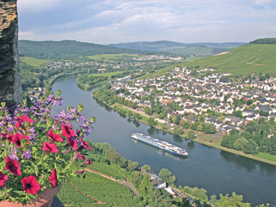 GETAWAY: The Rhine