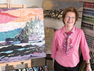 ARTIST PROFILE: Joanna Turlej