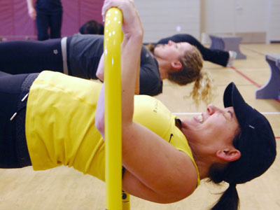 Bootcamp: Shake up your fitness routine