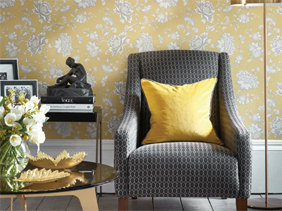 New Wedgwood fabric and wallpaper collection