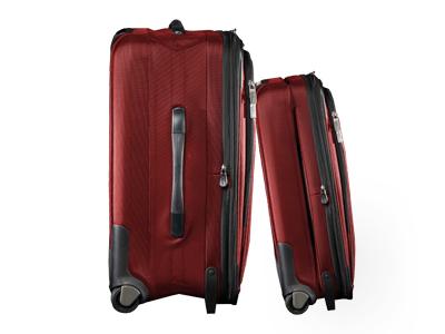 Compact luggage