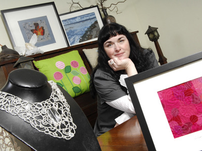ARTIST PROFILE: Cheryl Laakes
