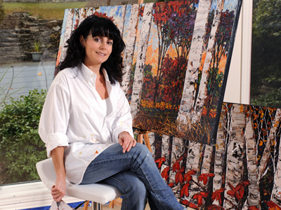 ARTIST PROFILE: Maya Eventov