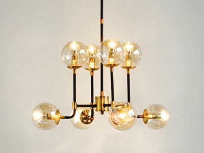 """SHOPAHOLIC: """"Kipling"""" chandelier"""
