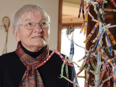 GOODWILL: Sybil Rampen