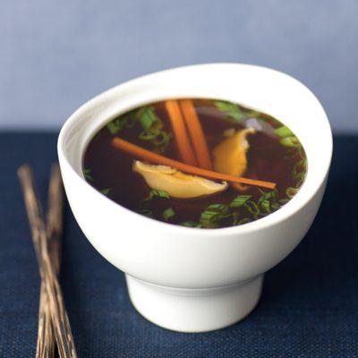 Winter Miso Soup