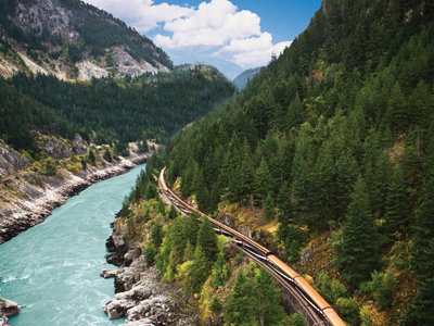 Rocky Mountaineer celebrates 25 years
