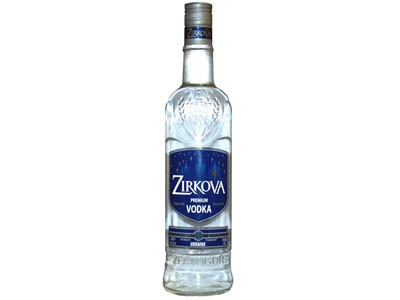 Zirkova Premium Vodka brings home the gold