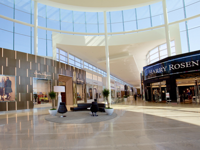 Square One luxury wing redevelopment completed
