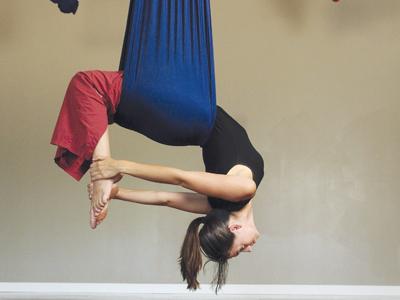 Fitness Takes Flight