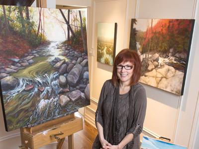 ARTIST PROFILE: Barb TenEycke