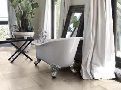 A touch of tile luxury