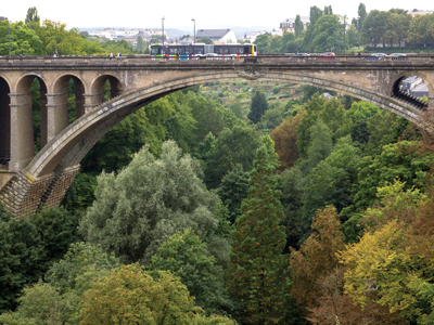 Tidbits of Luxembourg
