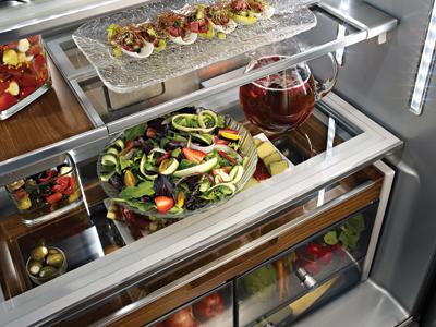 Designer refrigeration