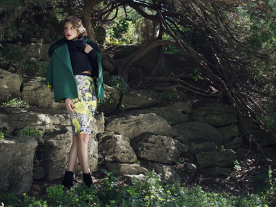 FASHION: Into the Woods