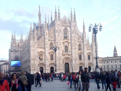 GETAWAY: Milan