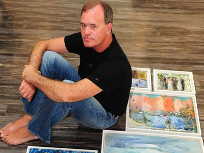 ARTIST PROFILE: Mark Jeffrey