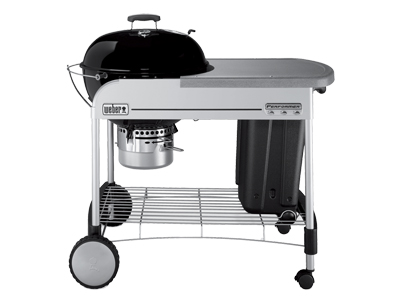 Weber Performer Charcoal Grill with Touch-N-Go Gas Ignition