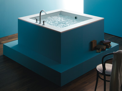 Add luxe experience to the bath