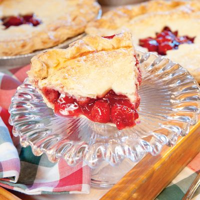 Springridge Farm Classic Cherry Pie