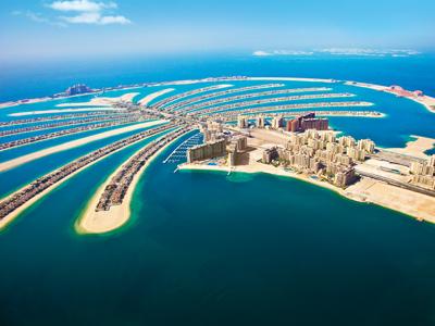 Fairmont announces new residences at The Palm Dubai