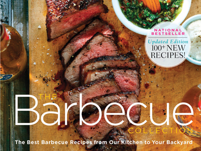 Canadian Living: The Barbecue Collection by The Canadian Living Test Kitchen