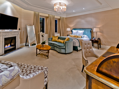 Get the presidential treatment at Ritz-Carlton Montreal