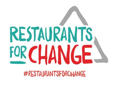 Restaurants for Change 2015